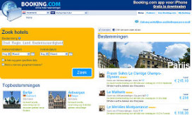 Booking.com is beste internetsite