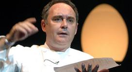 Telecomreus betaalt nieuw laboratorium van Ferran Adrià