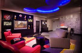 Speciale 'Mickey-suite' in Disneylandhotel