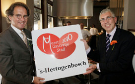Den Bosch Meest Gastvrije Stad 2010