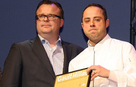 Smiley award GaultMillau voor 't Amsterdammertje