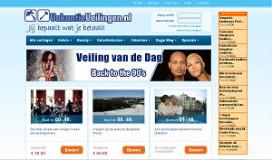 VakantieVeilingen.nl wil de grens over