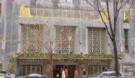 Waldorf-Astoria aangeklaagd wegens bedwants