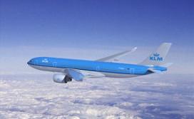 KLM serveert maaltijden Jonnie Boer