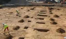Romeinse stad gevonden op bouwplaats hotel