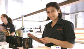 Cateringmedewerkers willen vooral meer waardering