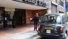 Run op hotelkamers tijdens huwelijk William en Kate