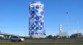 Fletcher start in Amsterdam met futuristisch ogende hoteltoren