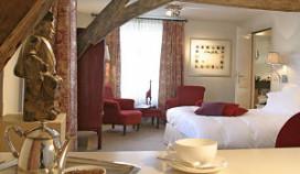Run op mooiste hotelkamer van NL in Christie's