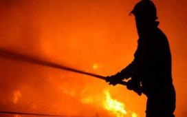 Chinees restaurant in Gieten afgebrand