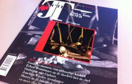 Magazine van Librije op vluchten KLM