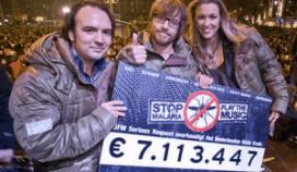 Glazen Hotel levert 20.000 euro op voor Serious Request