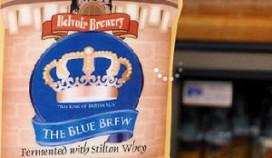 Britse brouwer maakt bier van Stilton