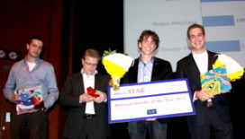 Mike Coumans Hotello of the Year 2011