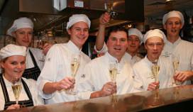 De Kromme Dissel viert veertig jaar Michelinster
