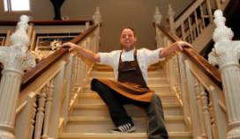 Michelin-debutant kookt bij Krasnapolsky