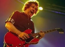 Gitarist Gary Moore overleden op hotelkamer