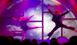 Arjan van Dijk Groep motor van dansshowFuerza Nova