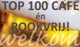 Top-100 cafés starten stickeractie