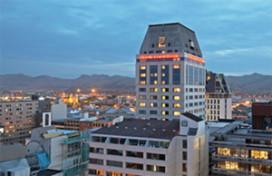 Grootste hotel in Christchurch staat op instorten