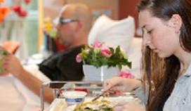 Bezoekers van patiënten willen mee-eten