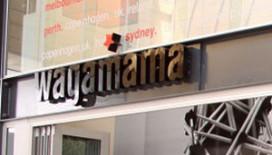 Noodleketen Wagamama verkocht