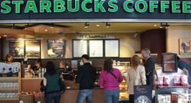 Starbucks en bread! geopend in Lounge 3 op Schiphol