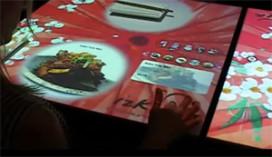 Innovatief Izkaya Rotterdam met touchtables open