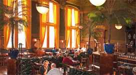Restaurant 1e Klas op CS Amsterdam in problemen
