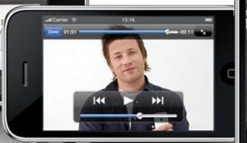 Jamie Oliver helpt met snel koken