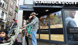 Eerste Starbucks Amsterdam draait proef