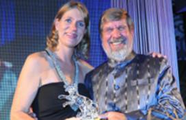 Internationale award voor gm Claudia Pronk