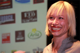 Esther Maasdam wint NK Latte Art