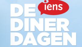 Iens strikt dertien sterzaken voor 'Diner Dagen
