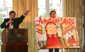 Amstel Hotel haalt 41.000 euro op voor goed doel