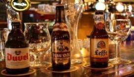 Nederlandse bierspecialiteiten cafés op wegenkaart
