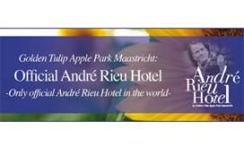 GT Apple Park Maastricht tijdelijk André Rieu Hotel