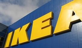 'Duthotel' van Ikea langs Autoroute de Soleil