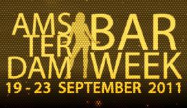 Eerste Bar Week in Amsterdam
