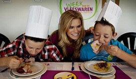 Leerlingen kiezen lunch voor Week van de Vleeswaren
