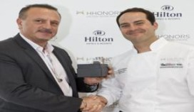 Franz Conde is Chef of Champions