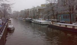 Bijzondere terrassluiting in Amsterdam