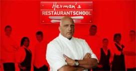 Bijna miljoen kijkers voor Herman's Restaurant School