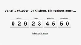 Nieuwe foodzender 24Kitchen in oktober van start