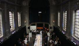 Sergio Herman presenteert locatie nieuwe zaak Antwerpen