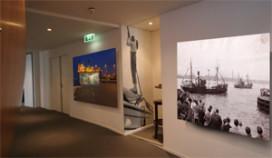 Tijdelijk museum in Delta Hotel Vlaardingen