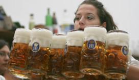 Prijs glas bier Oktoberfest nog nooit zo hoog