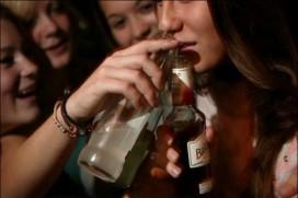Later pas alcohol drinken effectief