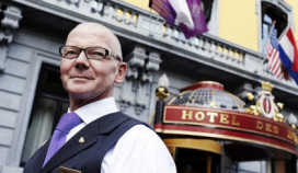 Stroom, Sheraton en Des Indes leveren hotelhelden