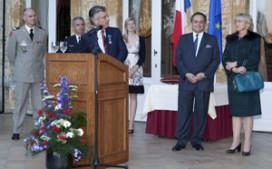 Franse onderscheiding voor Camille Oostwegel